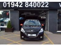 2014 64 PEUGEOT 208 1.6 E-HDI ROLAND GARROS 5D 92 BHP DIESEL SPECIAL ED HATCH,
