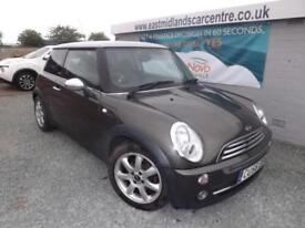 2006 56 MINI HATCH COOPER 1.6 COOPER PARK LANE 3D 114 BHP PETROL GREY