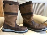 Dubarry Sailing Boots