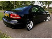 Saab 9-5 5Dr In Mint Condition! Full Service History/1 Year MOT/HPI Clear - TOP SPEC - SATNAV