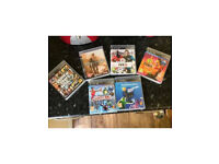 6 x PS3 PlayStation 3 Games