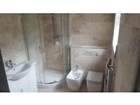 Bathroom fitting, tiling, decorating, renovation