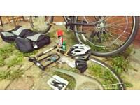 Raleigh Mountain Bike (Pioneer 2:Trekking Series)