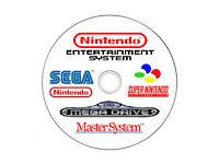 Sega & Nintendo Emulator & Games (SNES, NES, Megadrive + More)