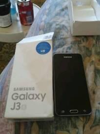SAMSUNG J3 8GB ON 02