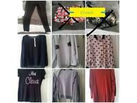 clothes size 18-20