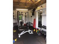 Complete Personal Training Studio / Home Gym Equipment For Sale
