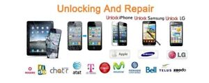 CELL PHONE UNLOCKING, REPAIRS & ACCESSORIES!!!!