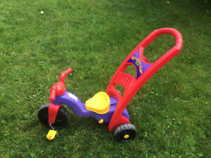 Tricycle / Bascule / Poussette de Fisher-Price