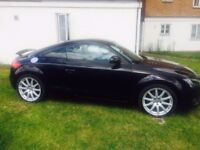 2009 Audi TT Quattro TDI Diesel 170 BHP *65MPG* LOW Miles a3 s line a4 a5 Coupe convertible