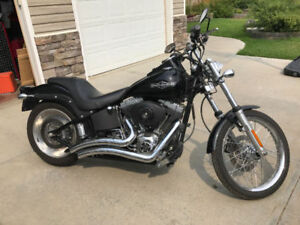 2006 Harley Davidson Softail Night Train FXSTB