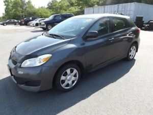 2010 Toyota Matrix FWD 5M