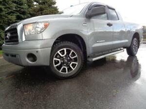 2007 TOYOTA TUNDRA SR5 LOW KM 4 DOOR CALL 4167425464 FOR DETAILS