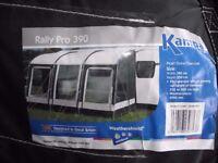 Kapa Rally Pro 390 Caravan Awning.