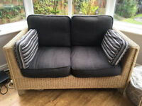 Conservatory Sofa, Chair and Table - Marks & Spencers