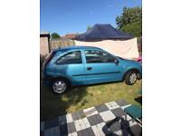 03 CORSA 1.0 12v LOW MILES FOR SALE OR SWAP
