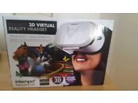 Virtual reality headset!