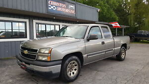 2006 Chevrolet SILVERADO CERTIFIED ETESTED ONLY  $4999+taxes