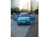2004 54 REG TOYOTA PASSO 4DR BLUE 1.0L AUTO