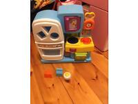 Little tikes discover sound kitchen