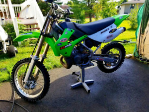 2007 kx85 with papers