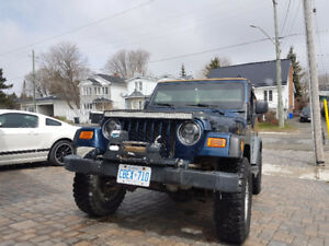 2000 Jeep TJ Tj Other