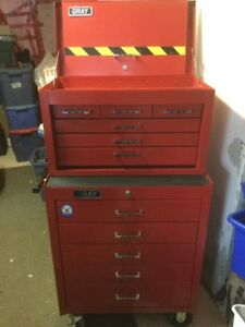 Gray Eleven Drawer Pro Toolbox