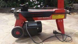 240v Log splitter