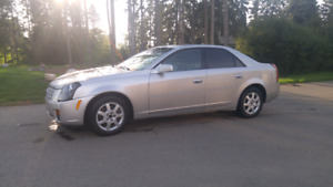 2007 Cadillac CTS Fully loaded - trade or sell