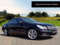 Mercedes-Benz E Class E250 CDI BLUEEFFICIENCY SE (black) 2011-09-09
