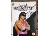 WWE Bret 'Hitman' Hart DVD