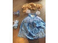 Cinderella dress up set