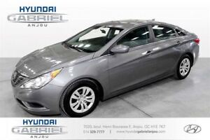 2011 Hyundai Sonata GL BLUETOOTH, SIÈGES CHAUFFANTS!