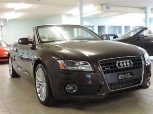 2012 Audi A5 Premium QUATTRO DÉCAPOTABLE
