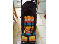 A used baby pram for sale