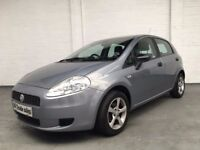 2006 FIAT GRANDE PUNTO 1.2 ACTIVE 5dr **FULL YEARS MOT**