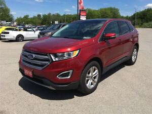 2016 Ford Edge SEL! NAVI! SUNROOF!