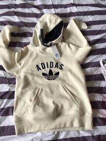 Ladies brand new adidas hoodie