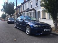 BMW 32CD M-Sport Coupe in outstanding condition & FSH