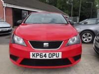 2014 64 SEAT IBIZA 1.2 S **AIR CONDITIONING**