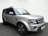 Land Rover Discovery SDV6 HSE LUXURY (gold) 2014-09-17