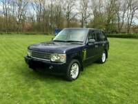 Range Rover L322 3.0TD6 HSE 4x4 sell or swap