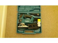 Makita Jigsaw 110v used once