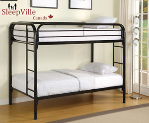 *Bunk Bed Special* Only $179 Free Same Day Delivery! In Stock!