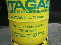 13kg Butane Gas Bottle - Full