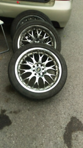 Jz wheels with maxxis performance tires