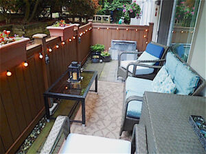 Pristine 2BR Condo in New Westminster