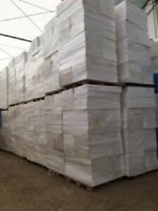 Save 25% Bags of New  2' x 4' Sheet EPS (Styrofoam) Insulation