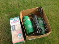 Cupernol deck sprayer