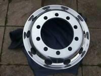 Truck wheel £250